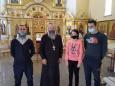 О важности семейных ценностей рассказал осужденным представитель православной церкви