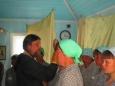 Отец Лев совершил таинство крещения для осужденных нерчинской ИК-11