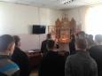 Более тридцати осужденных приняли обряд крещения в колонии-поселении забайкальского УФСИН