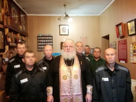 В учреждениях забайкальского УФСИН проходит «Неделя молитвы»