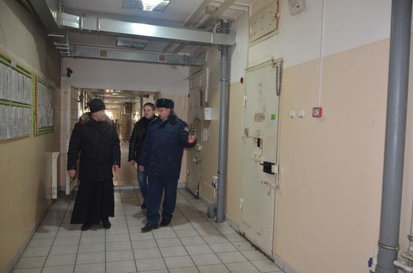 Общественники посетили читинский следственный изолятор