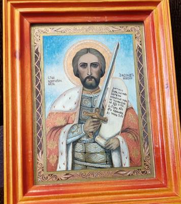 Итоги конкурса иконописи среди осужденных подвели в забайкальском УФСИН