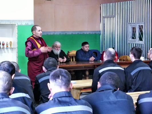 В учреждениях забайкальского УФСИН завершилась всероссийская «Неделя молитвы»