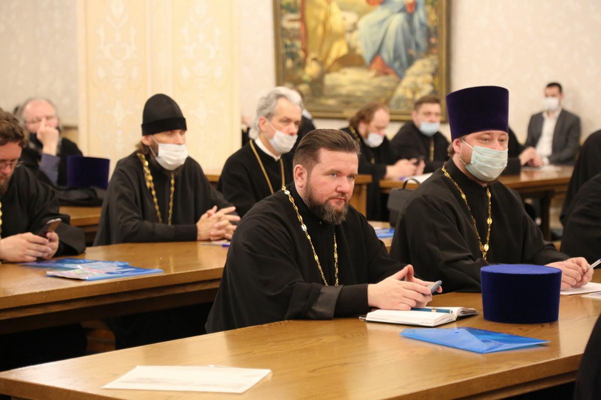 Алексей Янковский принял участие в Международной конференции, посвященной пасторскому служению в местах лишения свободы