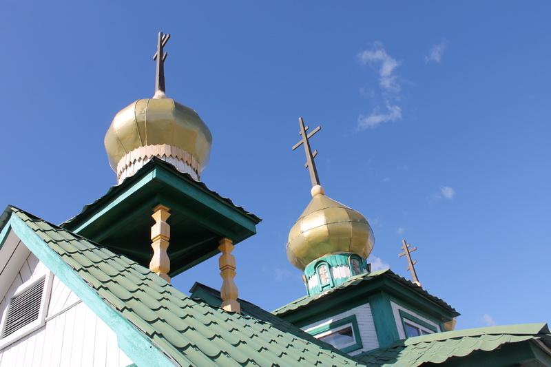 Купола церкви Ик-3